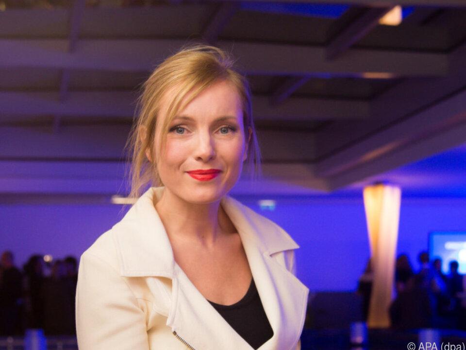 Nadja Uhl kennt die Burnout-Problematik