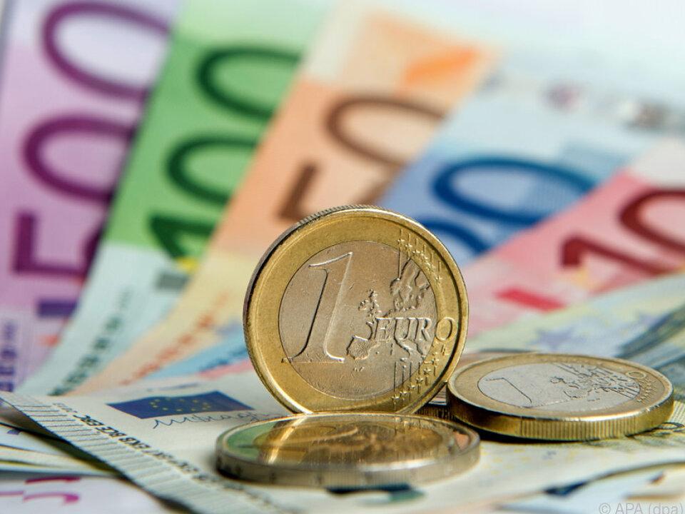 Negativzinsen gehen an Kreditnehmer zurück