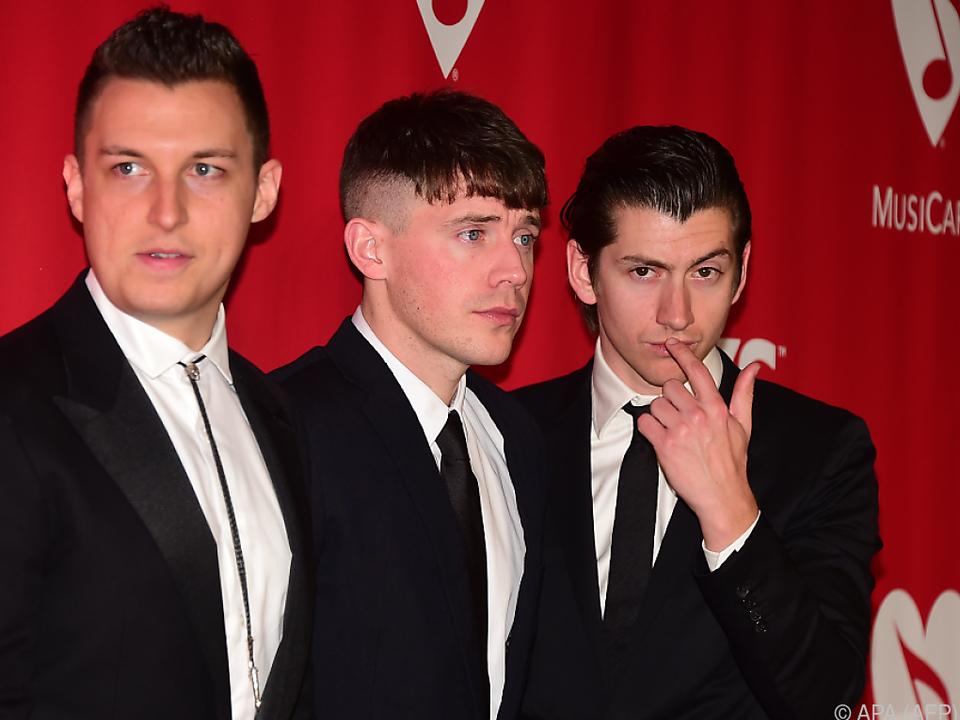 Neues Album und neuer Stil von den Arctic Monkeys