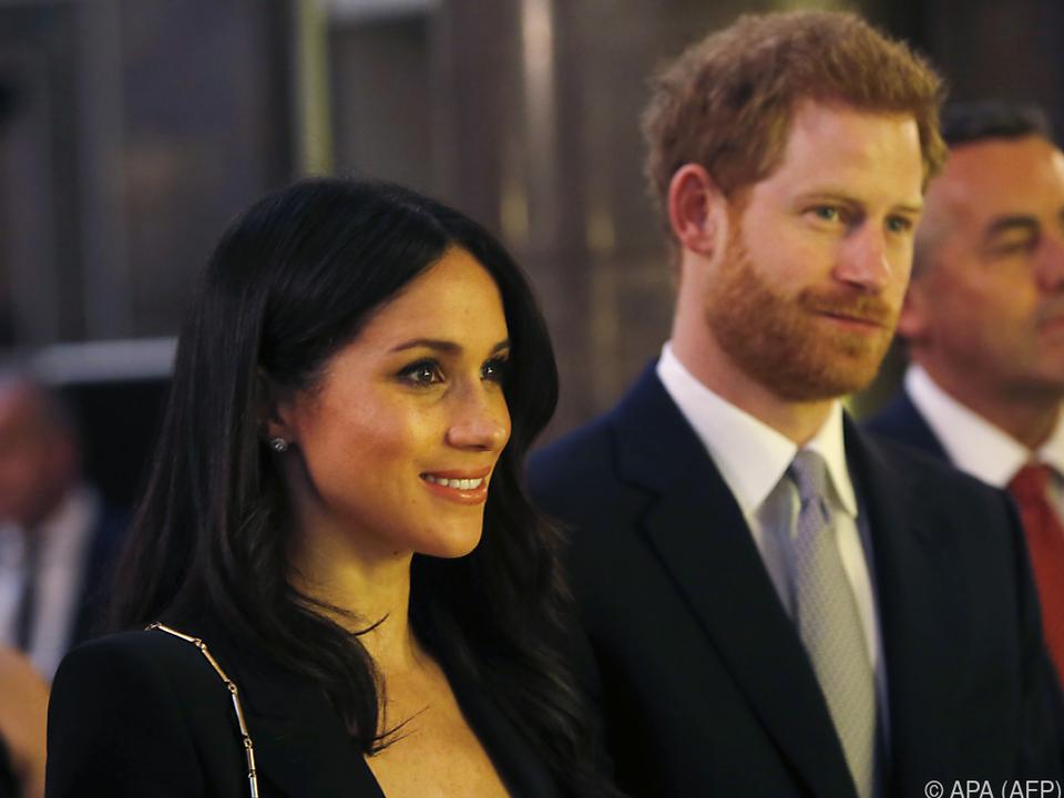 Nicht neu: Ein britischer Prinz und eine geschiedene US-Amerikanerin