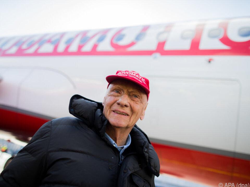 Niki Lauda setzt auf Wachstum