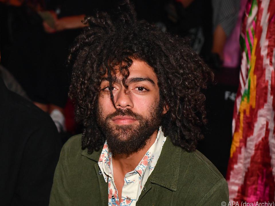 Noah ist der ältere von zwei Söhnen von Boris und Barbara Becker