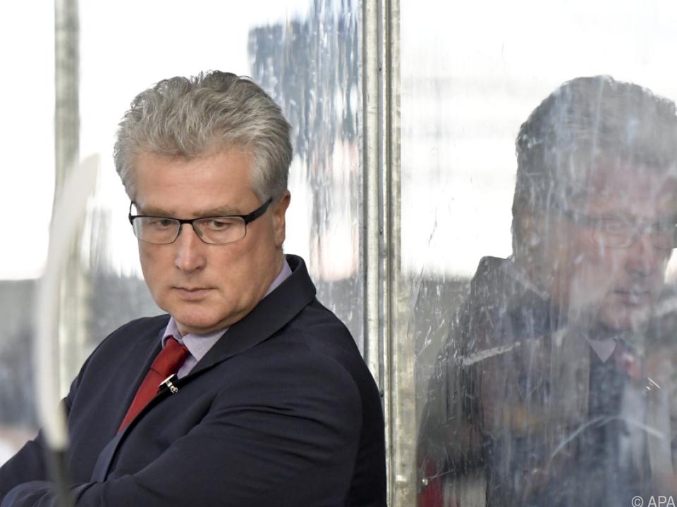 Österreichs Teamchef Roger Bader warnt vor den Eidgenossen