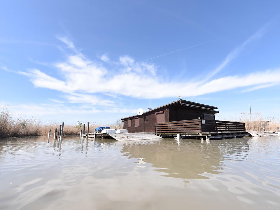 Opfer wurde am 13. April im Neusiedler See gefunden