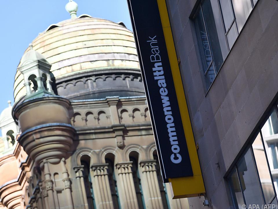 Peinlichkeit für die Commonwealth Bank