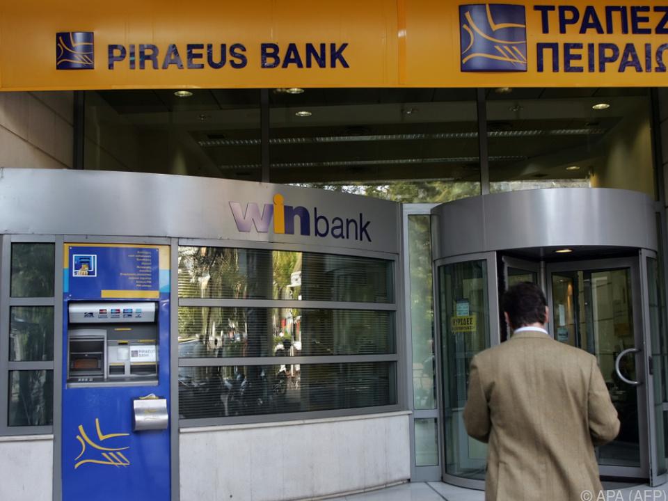Piraeus Bank muss noch \
