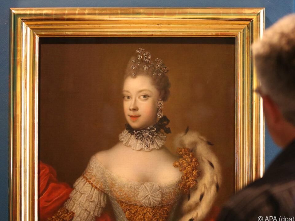 Prinzessin Sophie Charlotte von Mecklenburg-Strelitz