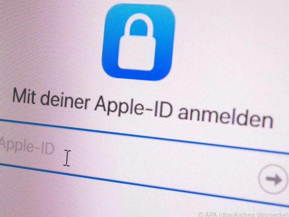 privacy.apple.com gibt Auskunft über alle gespeicherten Daten