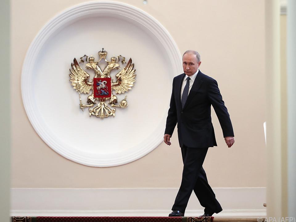 Putin reist im Juni nach Wien