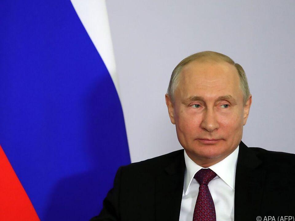 Putin will mit neuer Krimbrücke den Tourismus ankurbeln