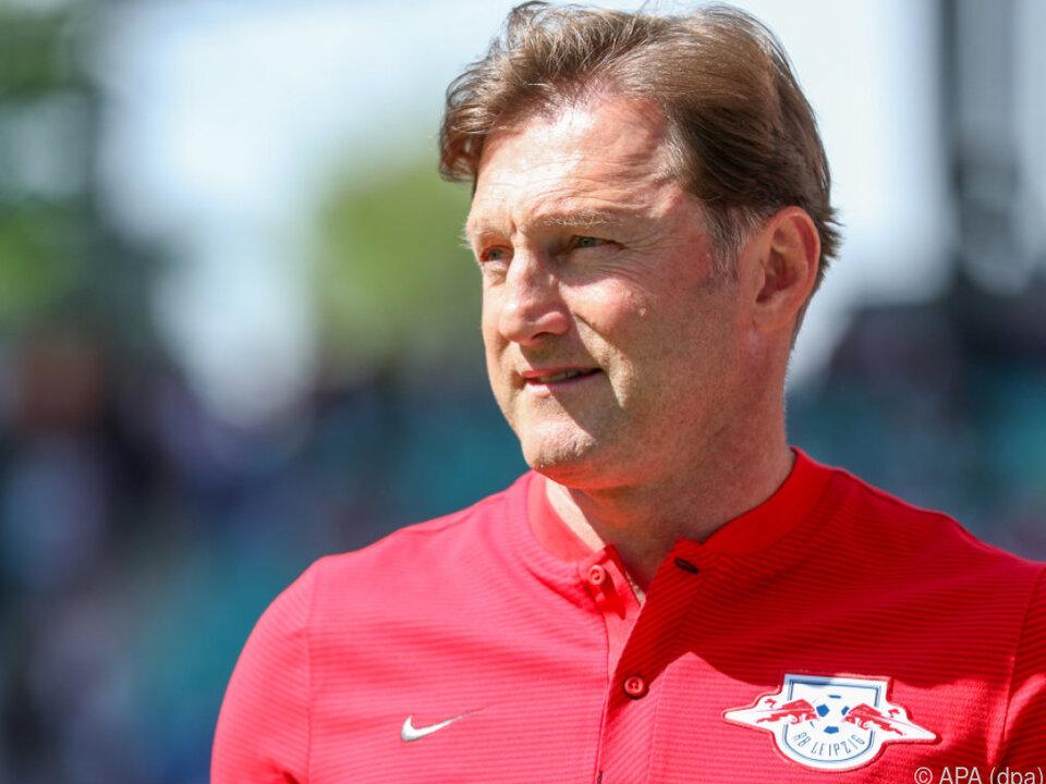 Ralph Hasenhüttl ist nicht mehr Leipzig-Trainer