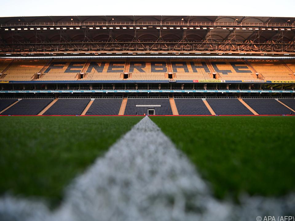 Rasen im Fenerbahce-Stadion blieb unbespielt