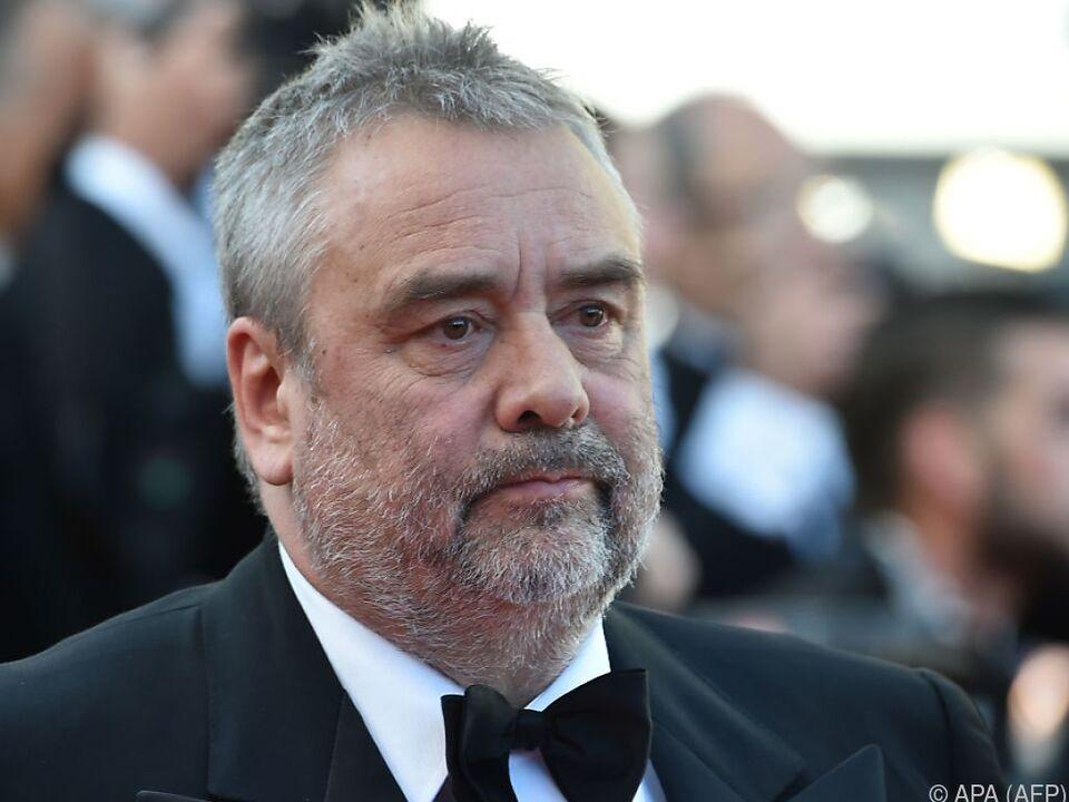 Regisseur Luc Besson bestreitet Vergewaltigungsvorwurf