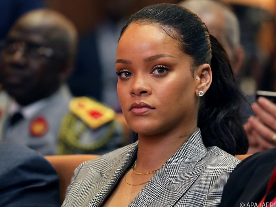 Rihanna war während des Einbruchs nicht in ihrem Haus