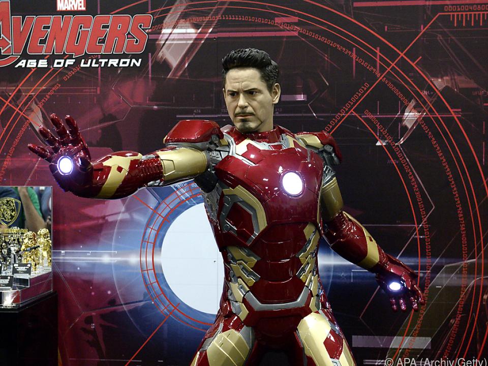 Robert Downey und sein \