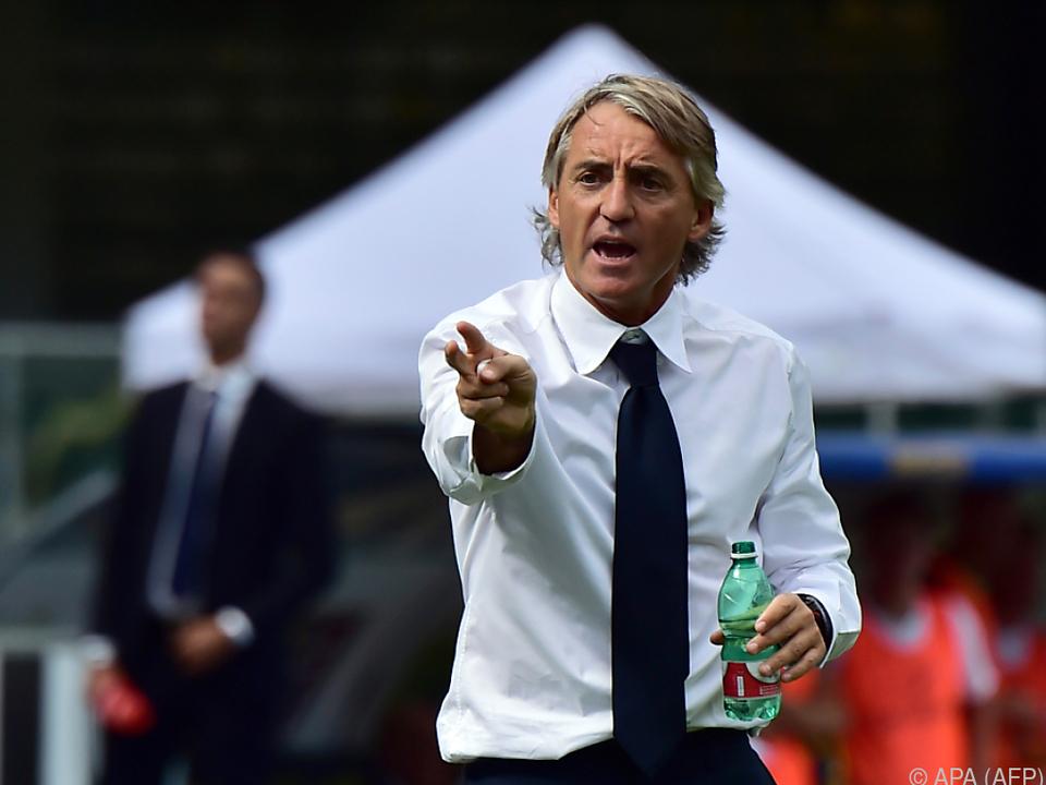 Roberto Mancini schließt Balotelli-Rückkehr nicht aus