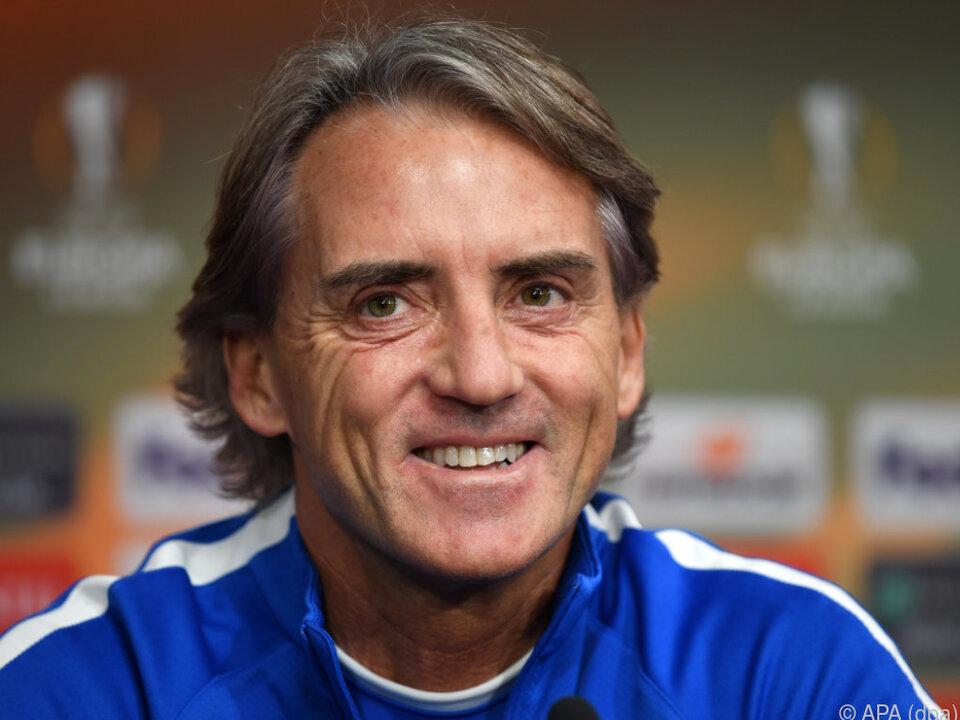 Roberto Mancini soll die Squadra Azzurra übernehmen