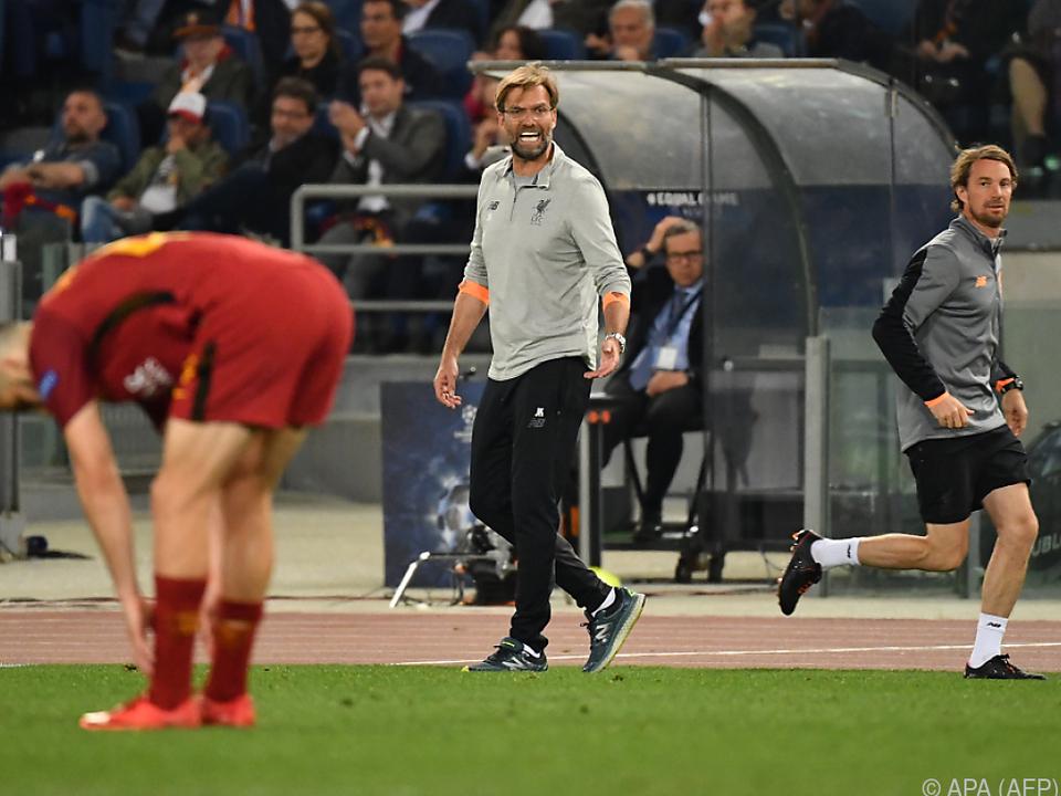 Roma scheiterte letztlich knapp an Liverpool