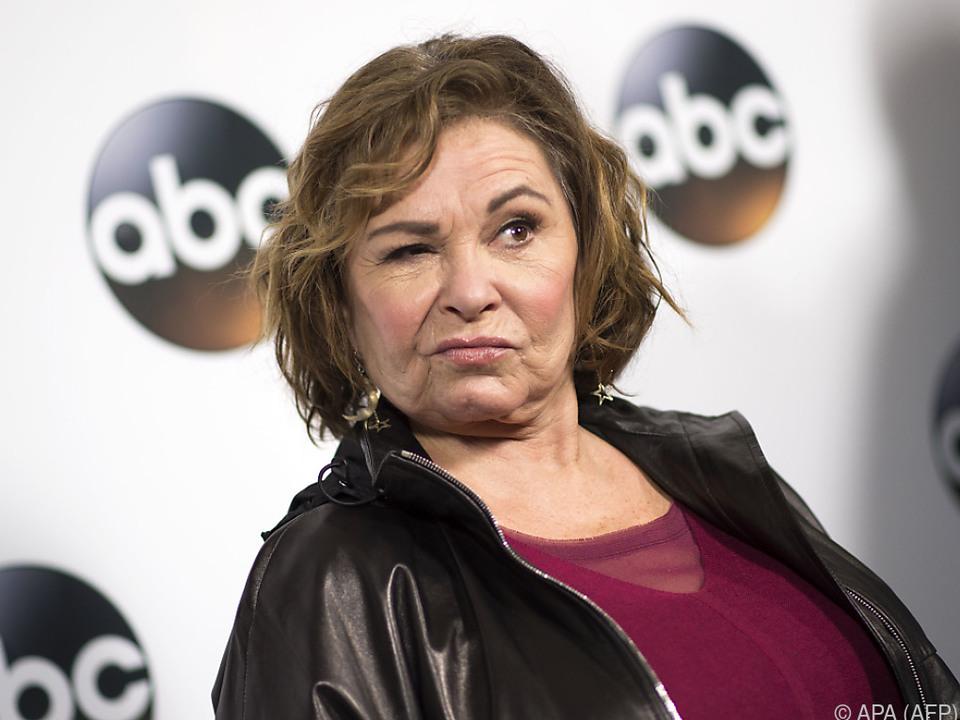 Roseanne Barr sorgte wieder für Verwunderung