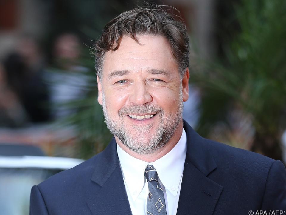 Russell Crowe soll sein Kommen zugesagt haben