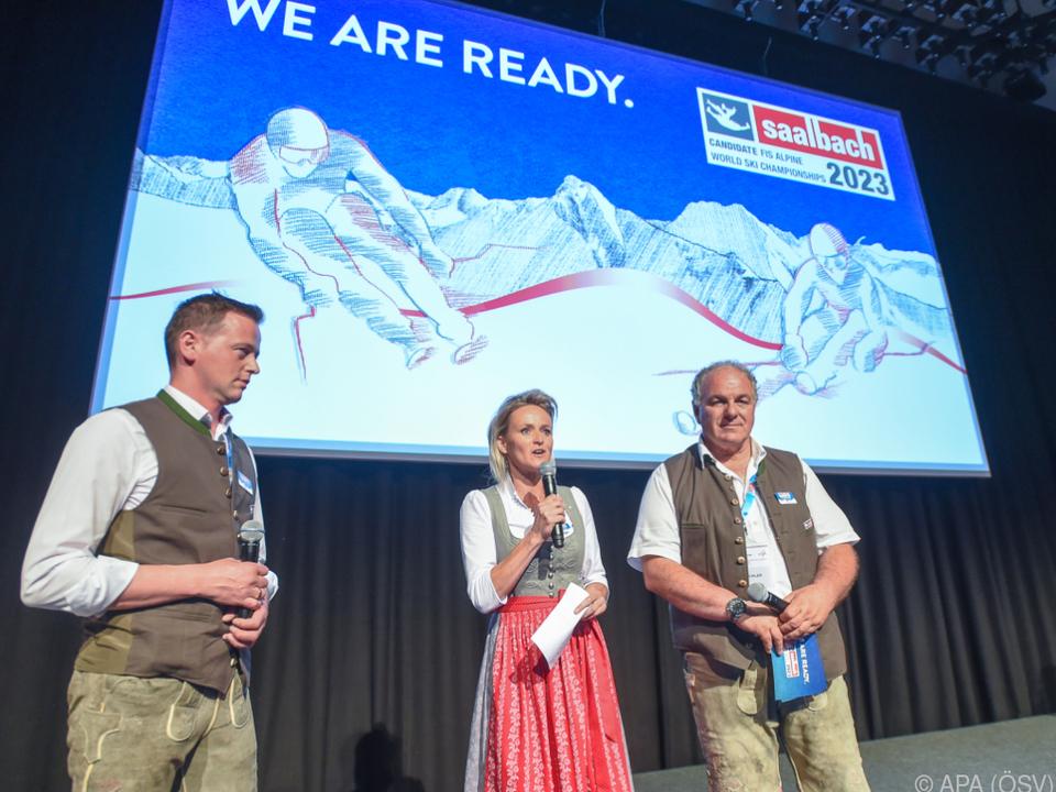 Saalbacher Delegation muss mit leeren Händen heimreisen