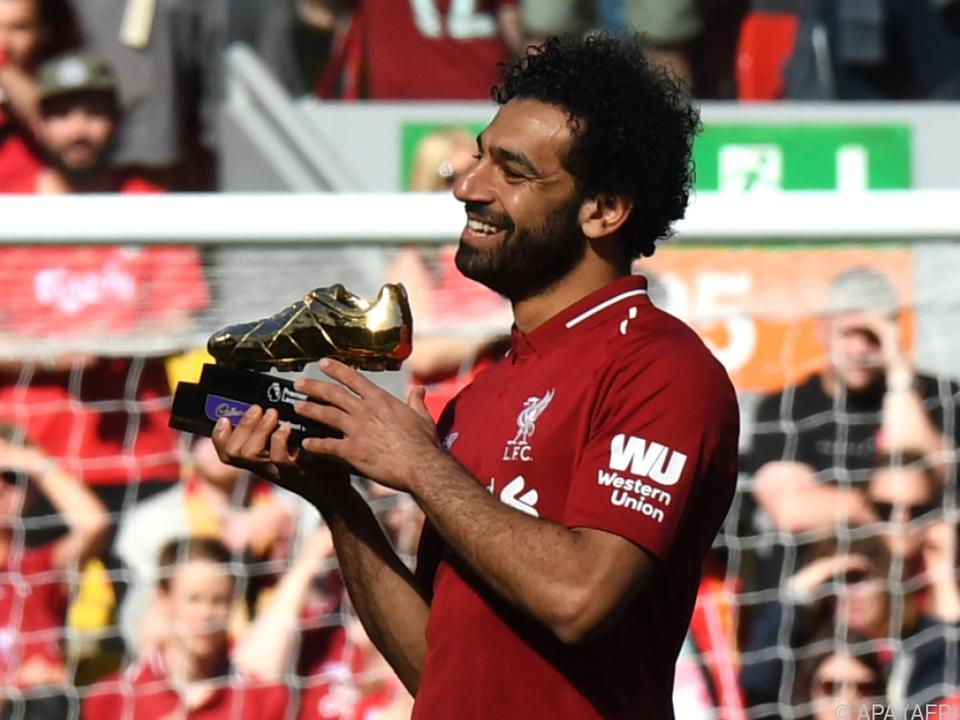 Salah stellte ganz nebenbei eine neue Liga-Bestmarke auf
