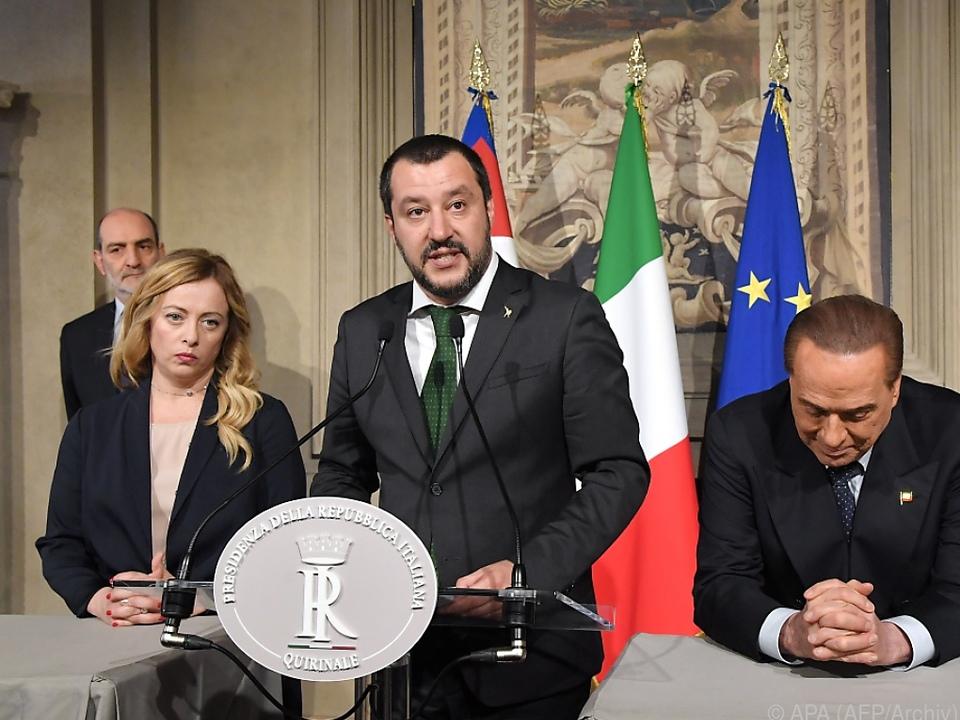 Salvini wäre gerne Innenminister