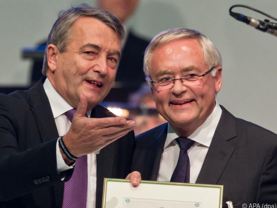 Schmidt und Niersbach