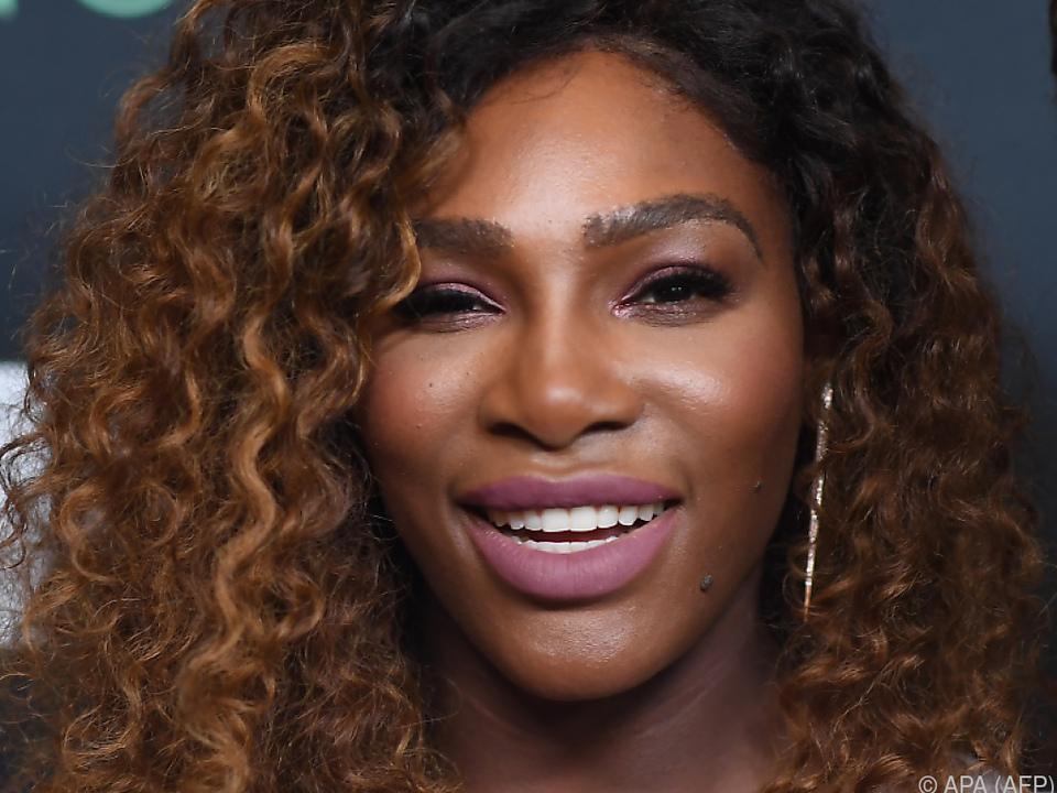 Serena Williams fühlt sich noch nicht fit genug