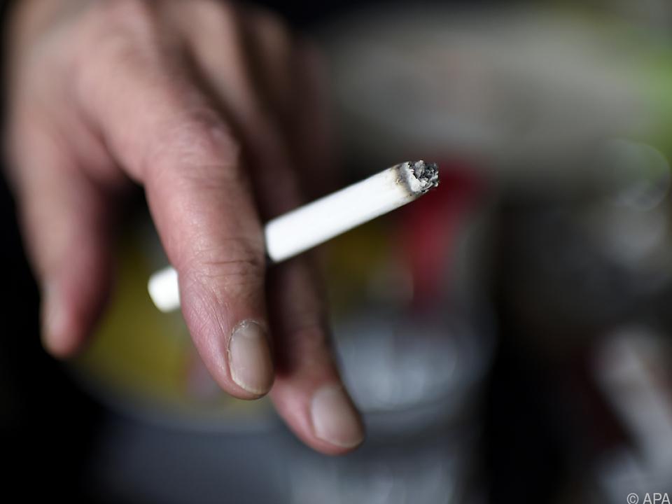 Sieben Millionen Menschen sterben pro Jahr durch ihren Tabakkonsum