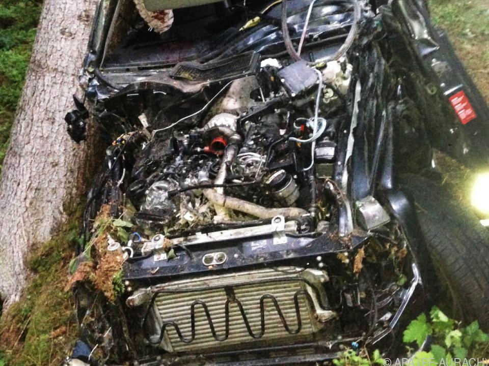 Söhne des Opfers mussten den Unfall mitansehen