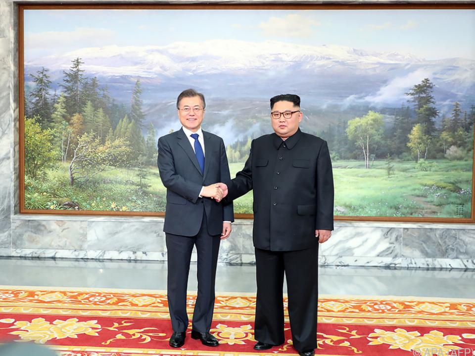 Suche nach Weg für Gipfel zwischen Kim und Trump