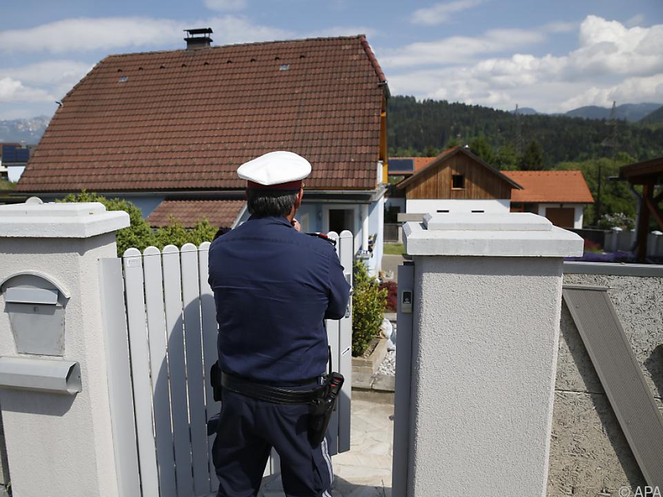 Tatort war ein Haus in St. Peter-Freienstein