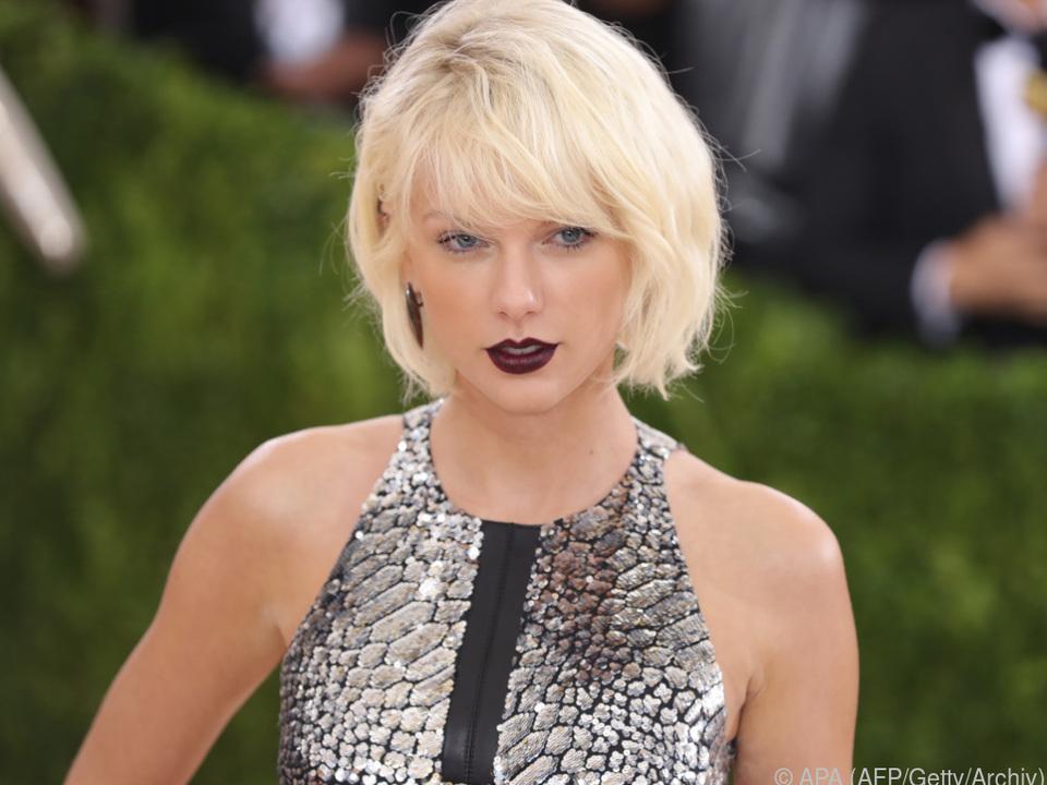 Taylor Swift erfreute einen unglücklichen Fan