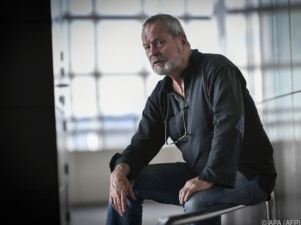 Terry Gilliam wird sich freuen
