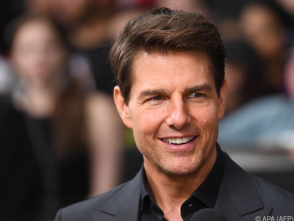 Tom Cruise (55) ist wieder in Action