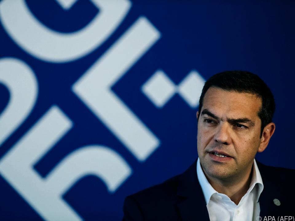 Tsipras versprach, sein Land werde wieder normal werden