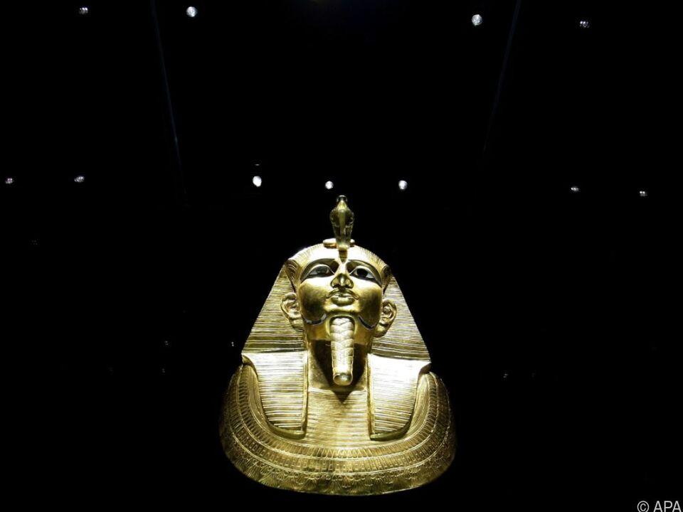 Tutanchamun starb im Jahr 1324 vor Christus im Alter von 19 Jahren