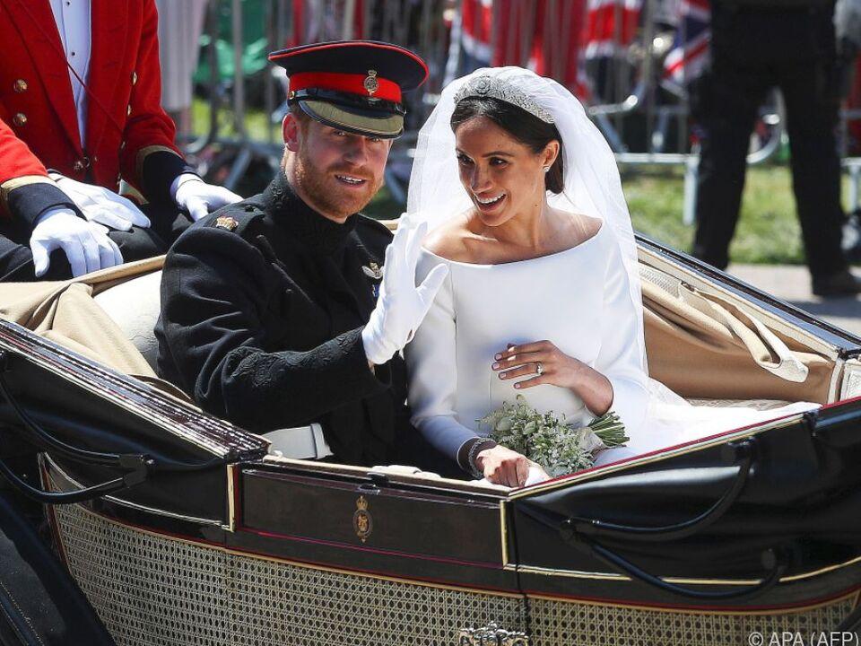 Vater von Meghan Markle konnte nicht an der Hochzeit teilnehmen