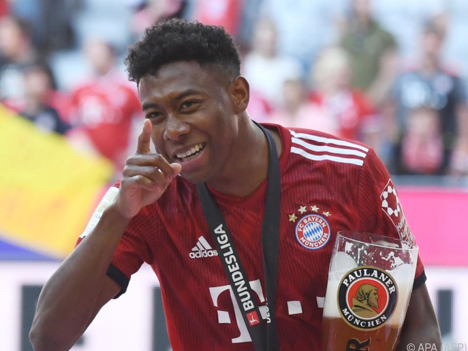 Verlässt David Alaba Bayern München? Real Madrid ist interessiert