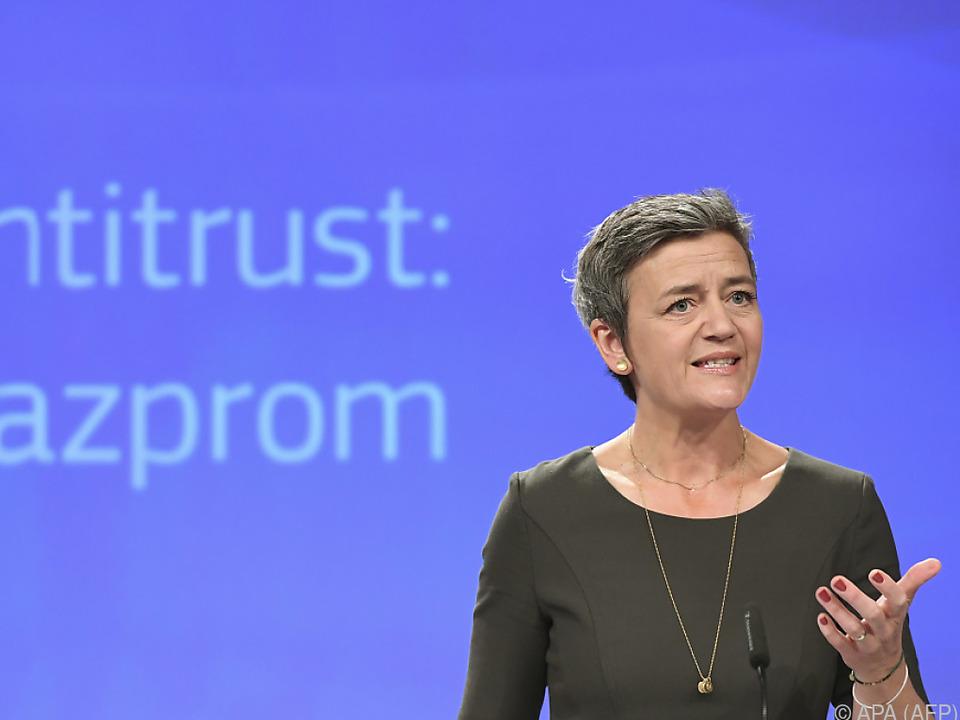 ROUNDUP: EU-Wettbewerbshüter und Gazprom einigen sich in jahrelangem Streit