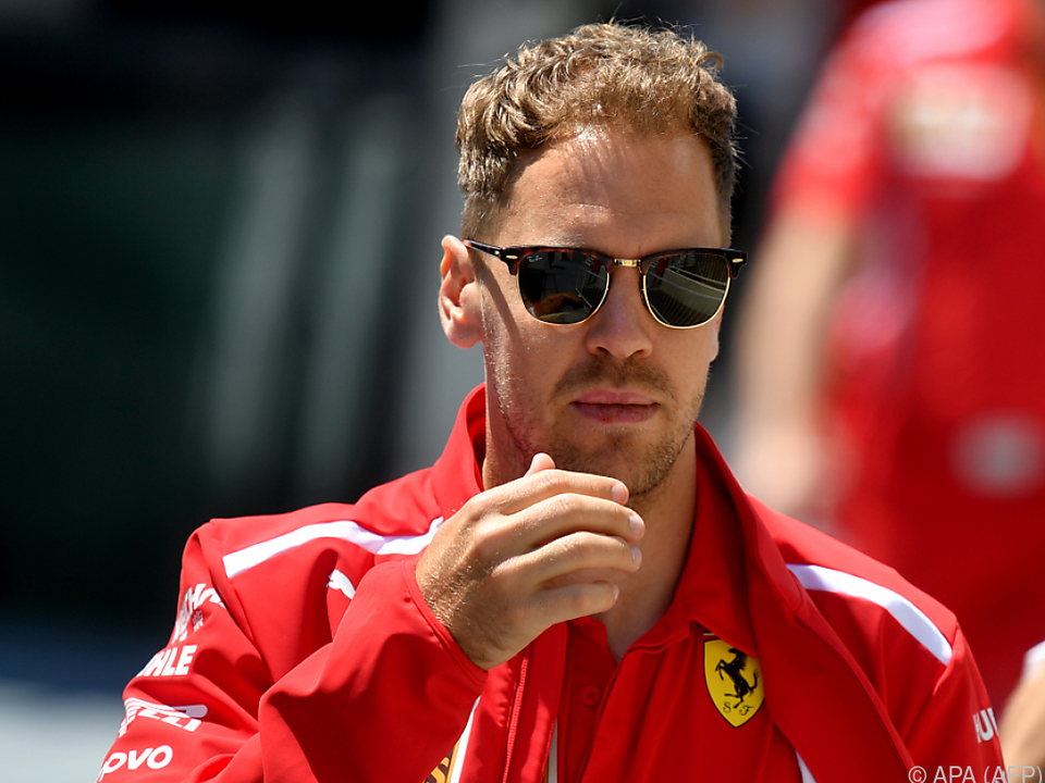 Vettel hat bisher die Qualifyings dominiert