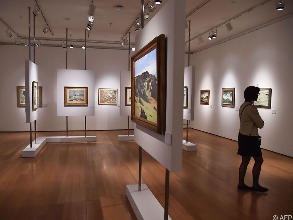 Viele Meisterwerke zählen zur Sammlung des verstorbenen US-Milliardärs