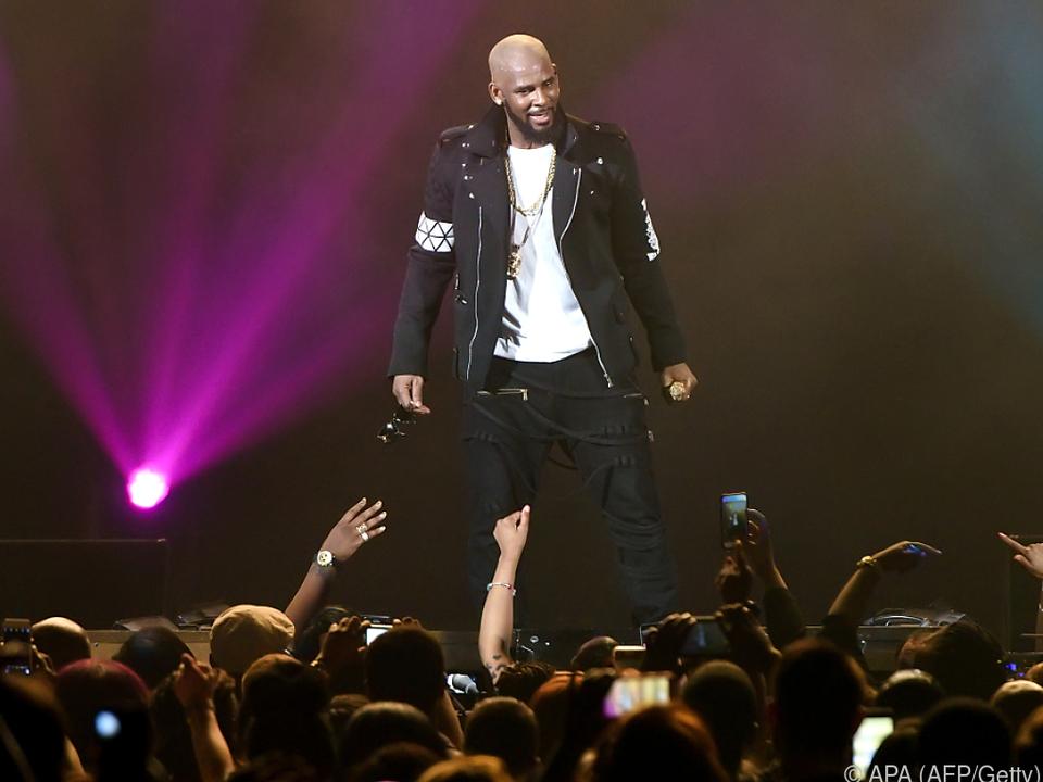 Vorwürfe gegen den US-Sänger R. Kelly