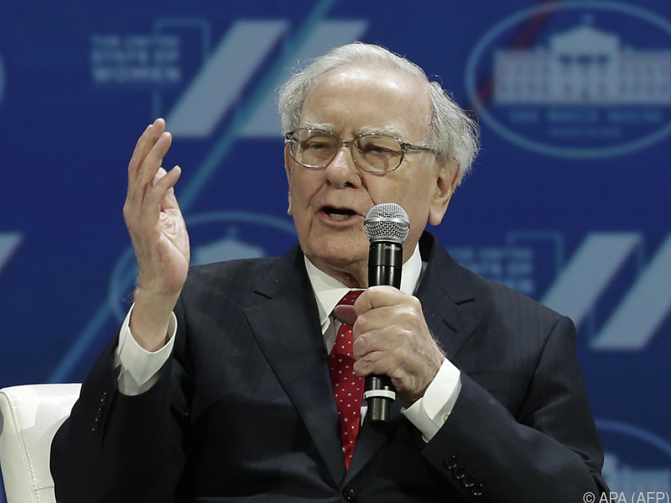 Warren Buffett setzte 1,2 Mrd. Dollar in den Sand