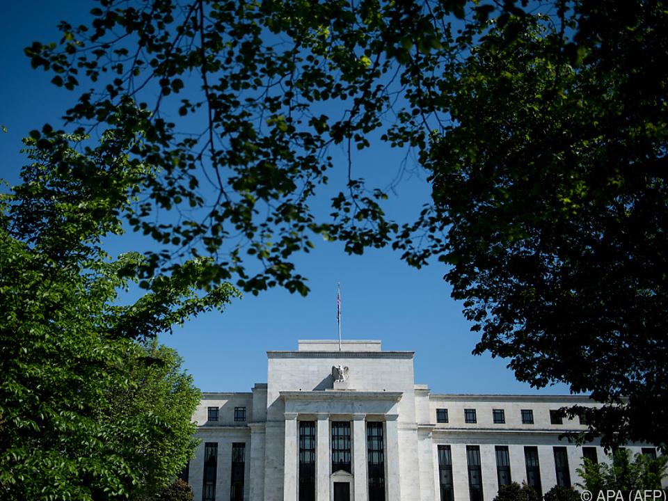 Weitere Leitzins-Anhebungen durch die Fed werden erwartet