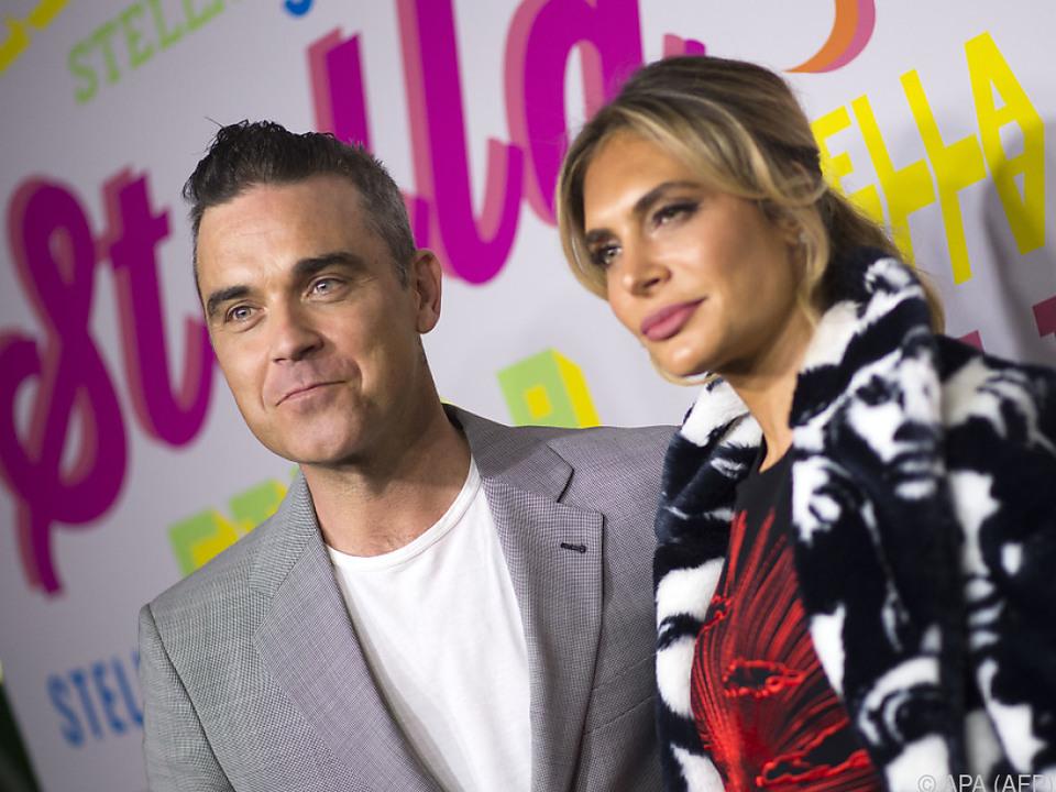 Williams und seine Frau waren beim Antrag live dabei