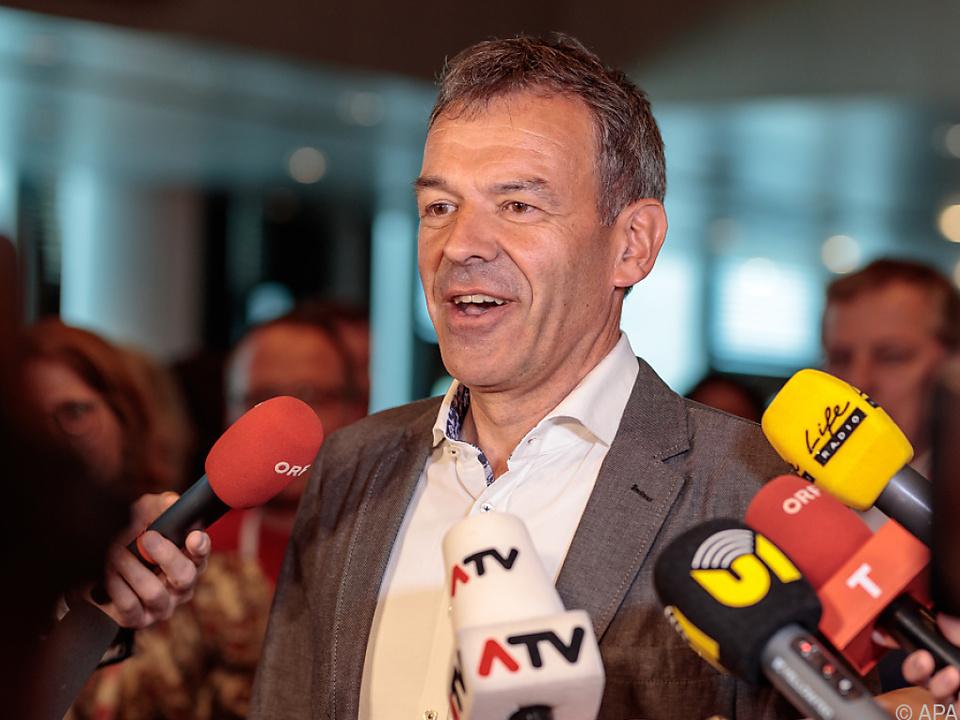 Zum ersten Mal übernimmt ein Grün-Politiker das Ruder in Innsbruck
