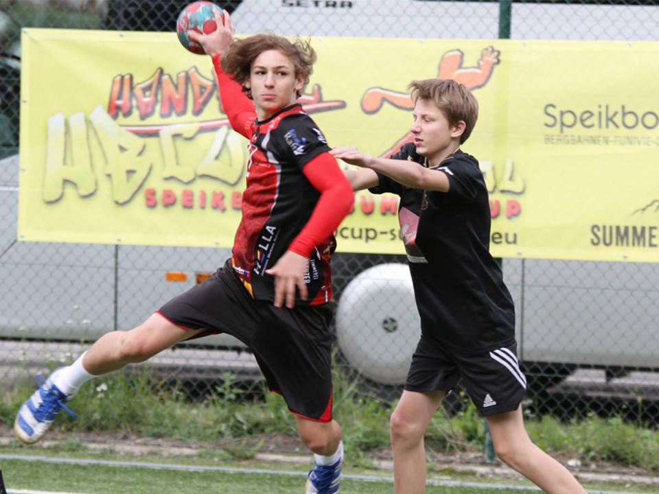 Hbcup-Südtirol Handball