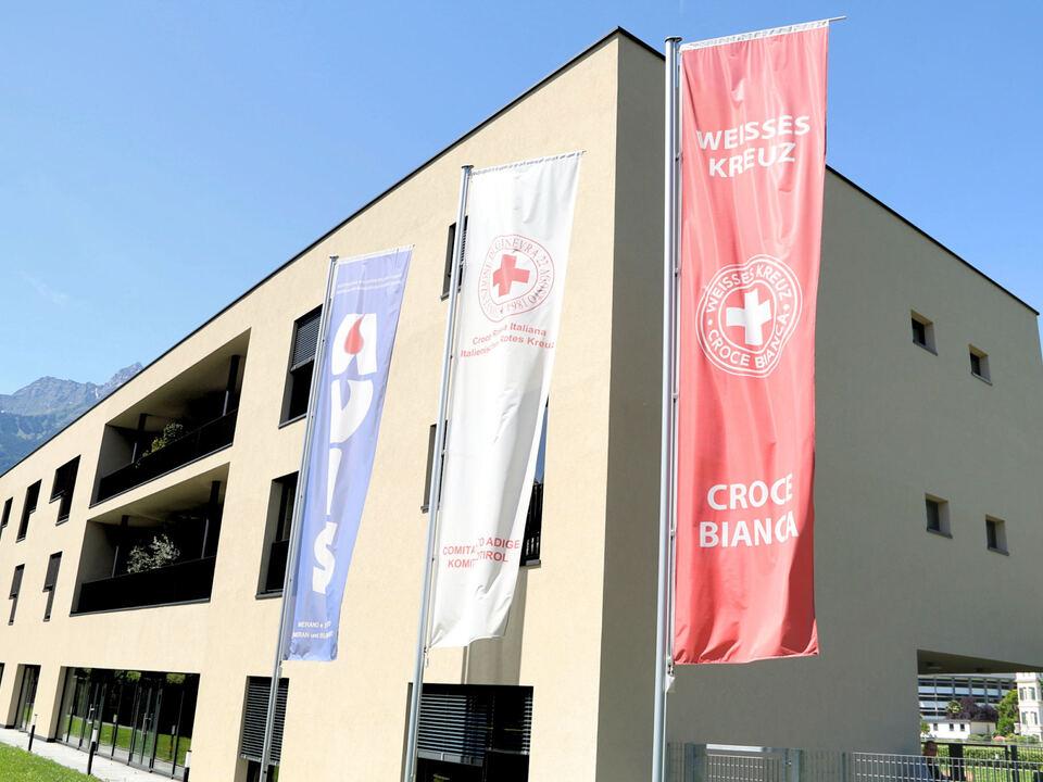 Neuer Sitz für Rettungsorganisationen in Meran